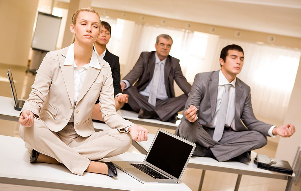 Corporate Stress Management Consultant